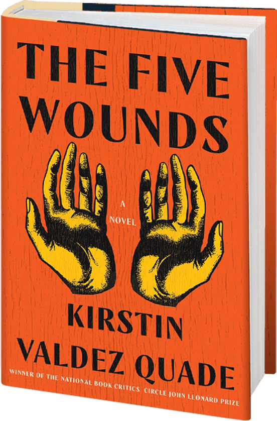 The Five Wounds by Kirstin Valdez